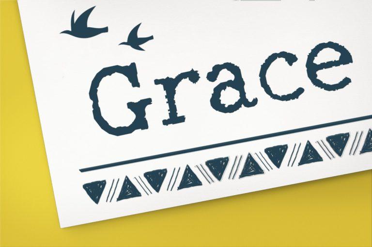 Faithful with God's Grace