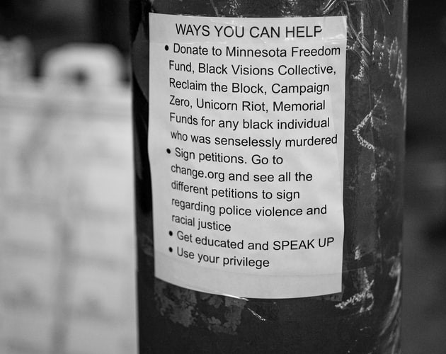 It Is Time To Take Action – Help Those Who Have Been Hurt By Systemic Racism
