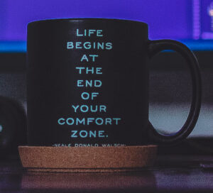Let's Leave Our Comfort Zones Behind